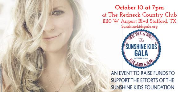 Deana Carter at the Redneck-Sunshine Kids Gala Get tickets at http://sunshinekidsgala.org/admission