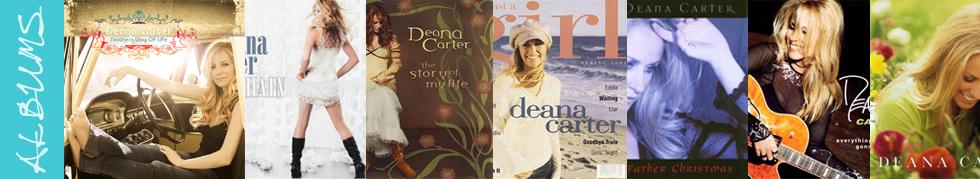 Deana Carter Albums