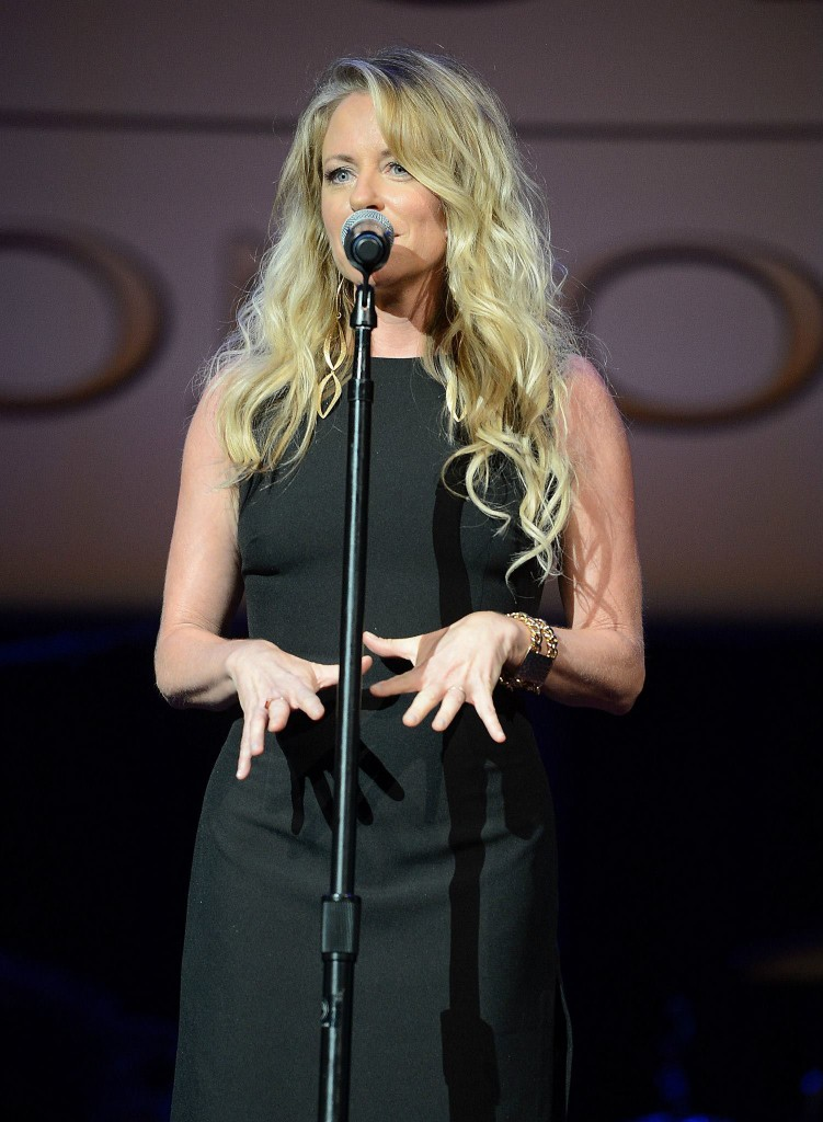 Deana Carter at the Ryman Auditorium on September 10, 2013 in Nashville, Tennessee. (Photo by Jason Davis/Getty Images for ACM) 2013 Getty Images