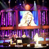 Deana Carter at the grand ole Opry