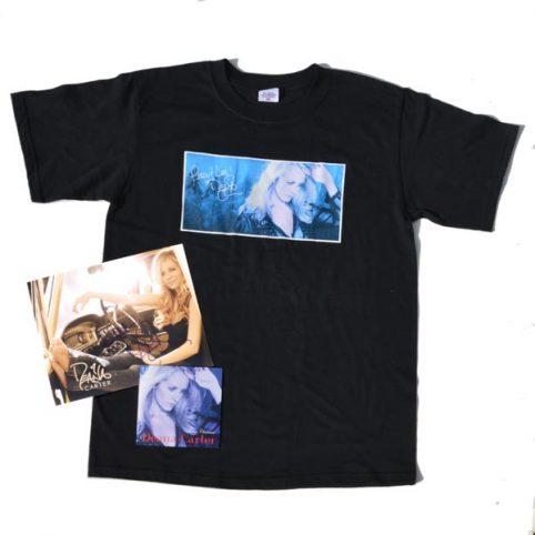 Deana Carter Father Christmas Album Cd + Tshirt + Autographed Photo