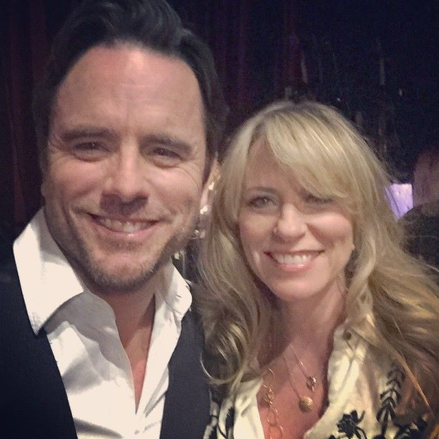 Headed out with Charles Esten for our song #iknowhowtoloveyounow....at tonight's taping for #Nashville : On The Record 2 Nashville #ABC!!! Thanks to everyone for a great night!! Airs March 25th....;-)))