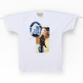 tshirt-retro-90-white-front