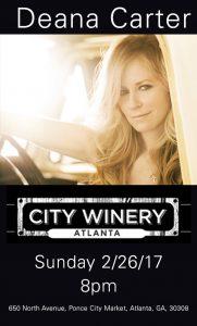 http://www.citywinery.com/atlanta/tickets/deana-carter-2-26.html